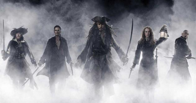 rases de la película Piratas del Caribe – En el fin del mundo