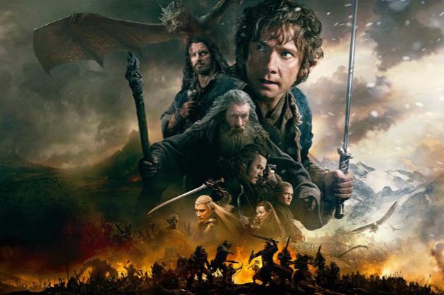l hobbit: La Batalla de los Cinco Ejércitos online