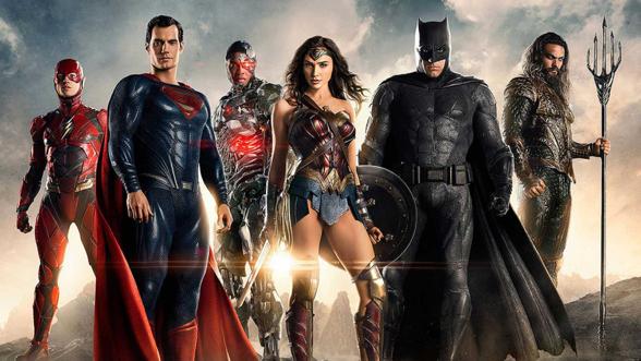 iga de la Justicia': los superhéroes de DC abrazan la luz