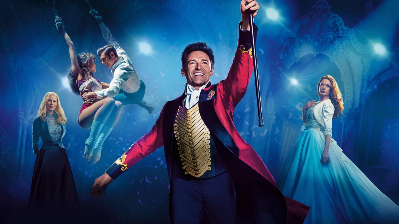 CLOSE UP: THE GREATEST SHOWMAN