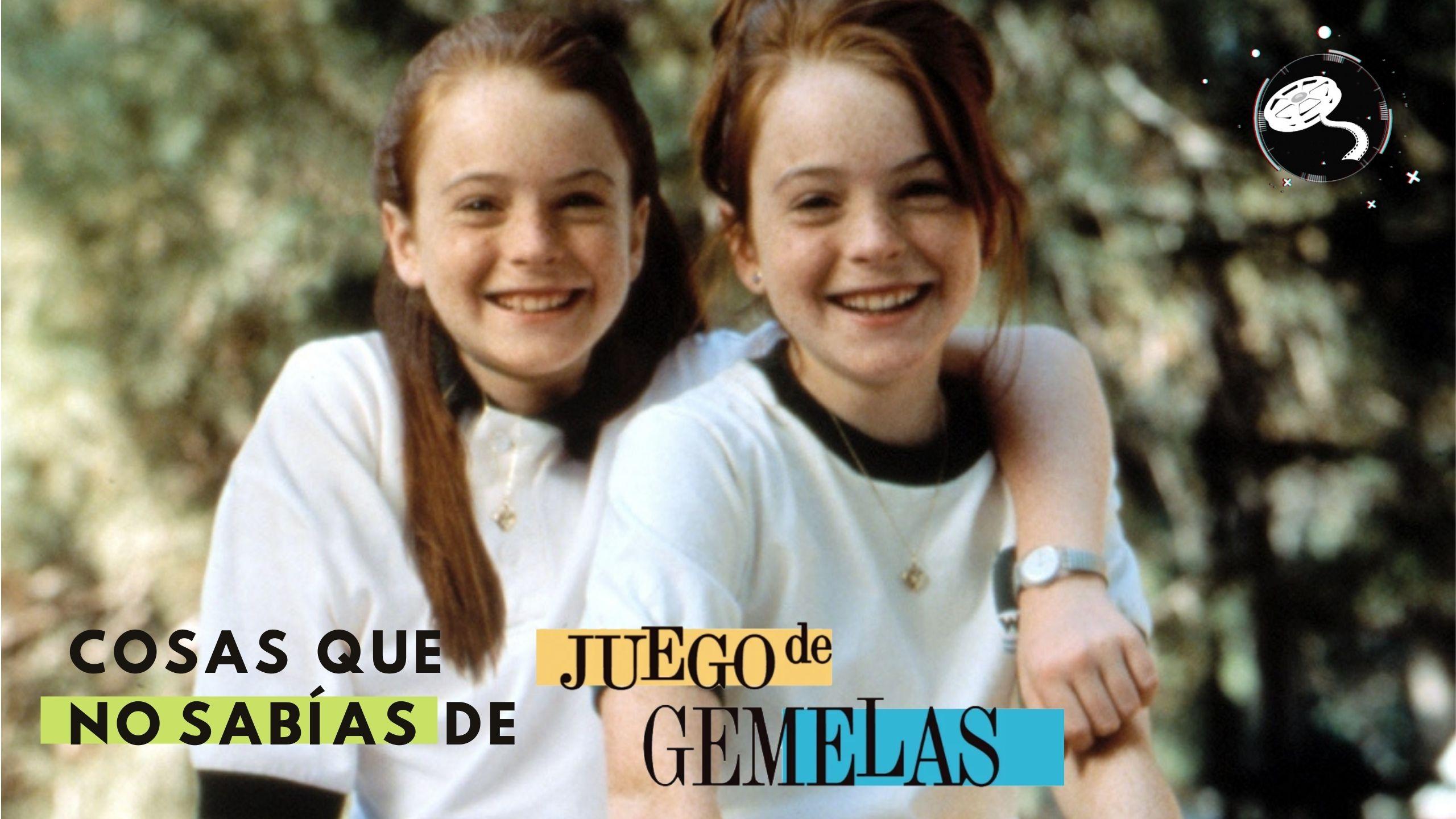 CLOSE UP: JUEGO DE GEMELAS